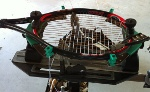Racquet restringing service